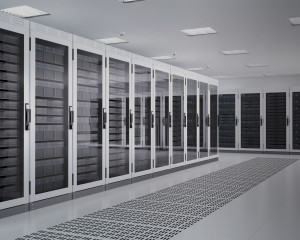 Creating temperature controlled, fire safe data storage rooms