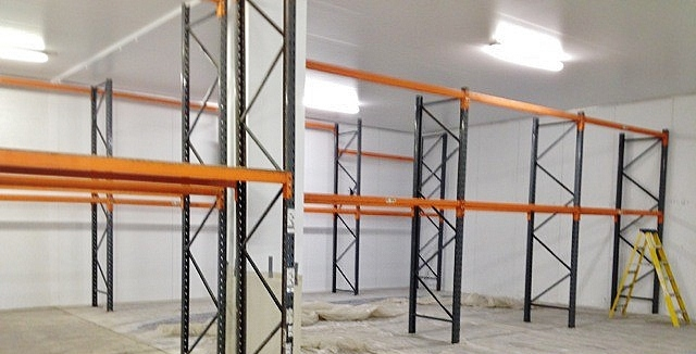 thermal insulation, coldstore