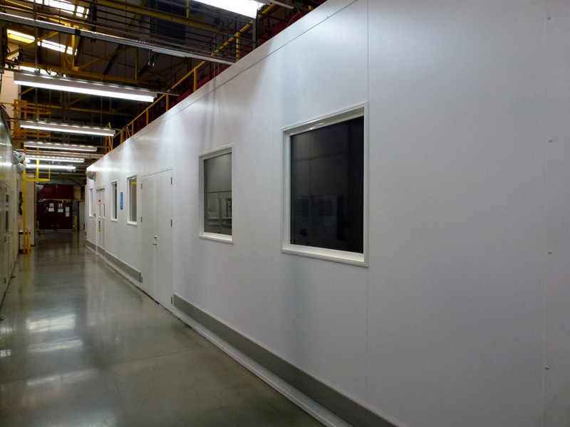 cleanroom applications for labs