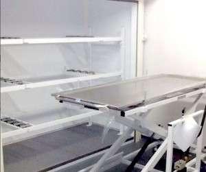 mortuary coldroom
