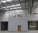 firewall partitioning, Fire Rated Partitions
