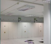 temperature controlled data centre