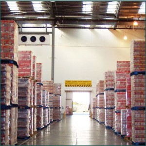 PIR panels for distribution centres