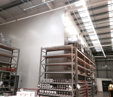 B&Q Partition walls