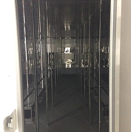 Bio storage chambers