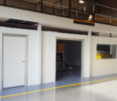 Cleanroom for e-liquid manufacturing
