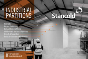 Industrial partitions brochure