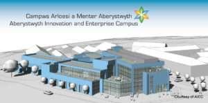 Aberystwyth Innovation & Enterprise Campus