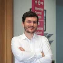 Andrew Hughes, Apprentice CAD Coordinator