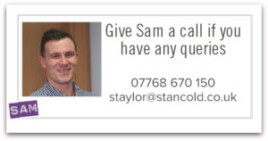 Contact Sam Taylor for enquiries in the food & drink industry