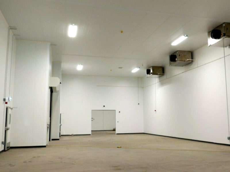 Chilled Storage, London