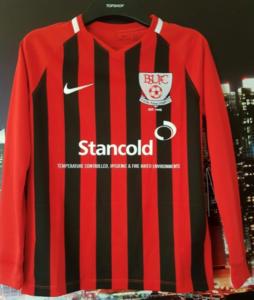 BSUFC Kit Sponsor 18/19