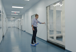 Probiotics Processing Cleanroom