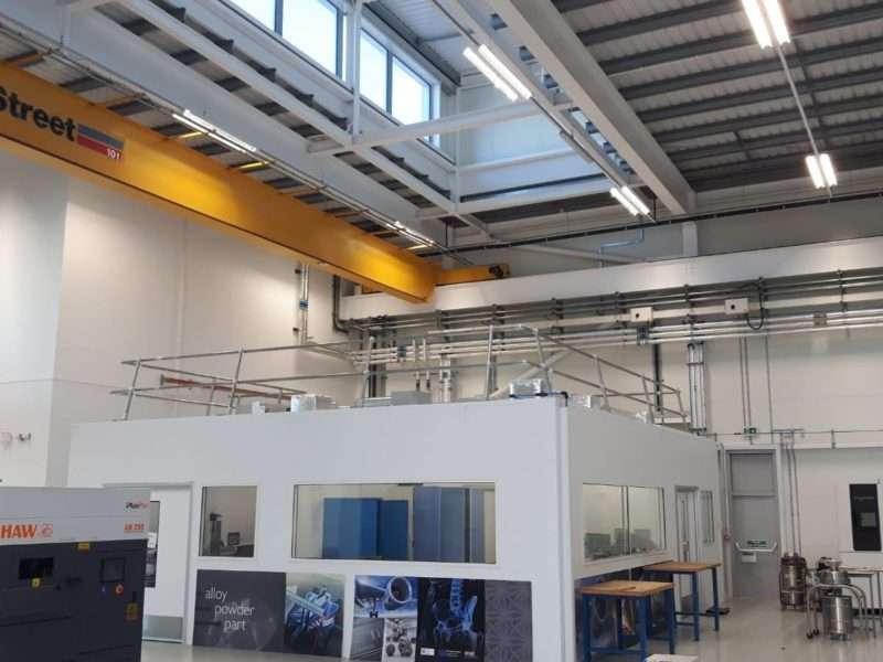 University research lab