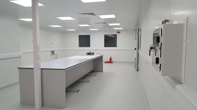 Kingspan Precision Cleanroom System