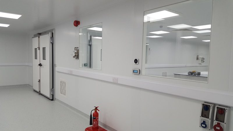 Kingspan Cleanroom Precision System