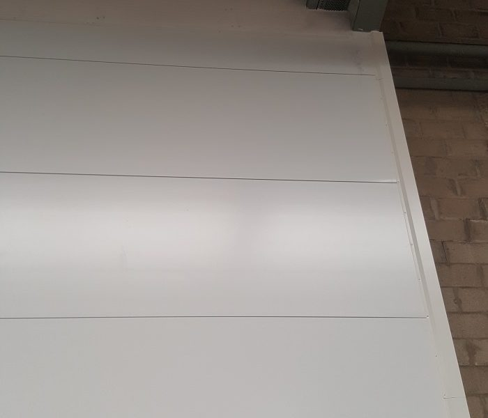 Horizontal Panel Installation