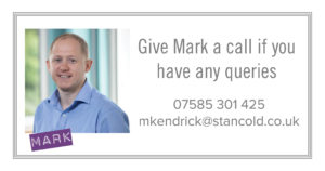 Contact Mark Kendrick with your enquiry