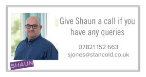 Contact Shaun Jones with your enquiry