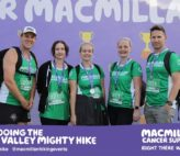 Macmillan Mighty Hike 2019 Finishers