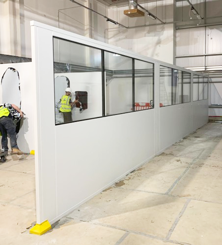 Medical Technology Partitions