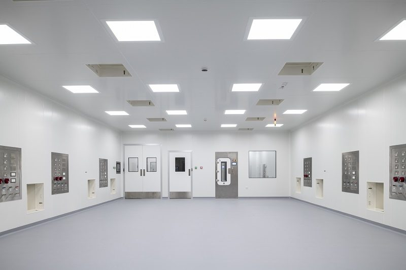 Stancold GMP Cleanroom Install