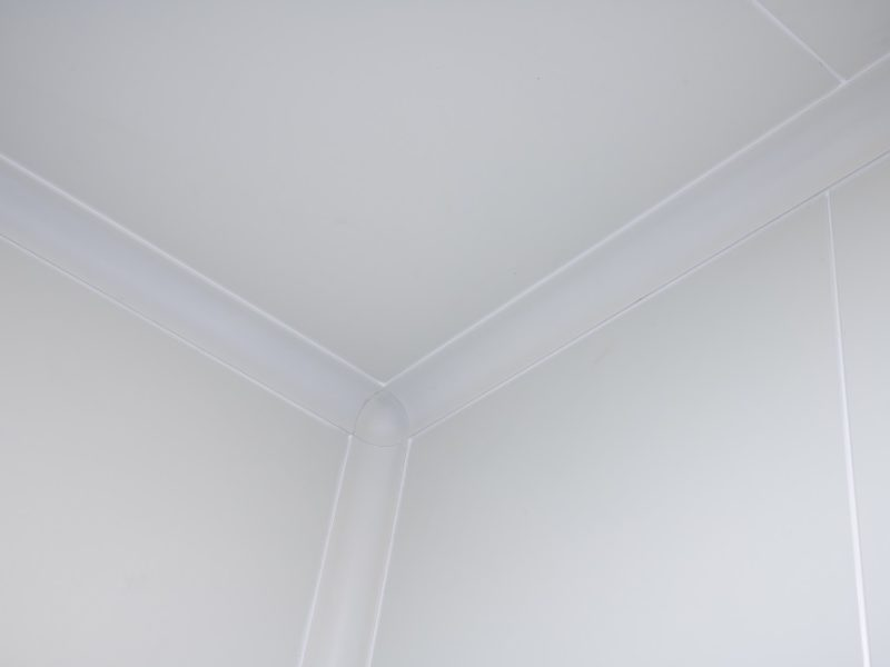 Flush Cleanroom Coving