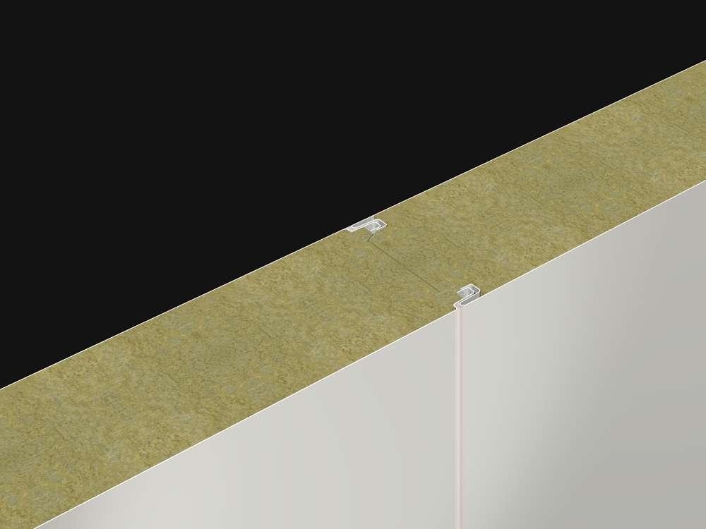 Mineral Fibre Core Panel