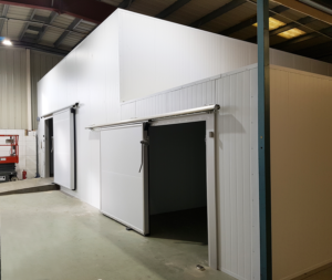 Hygienic Production Fit-Out