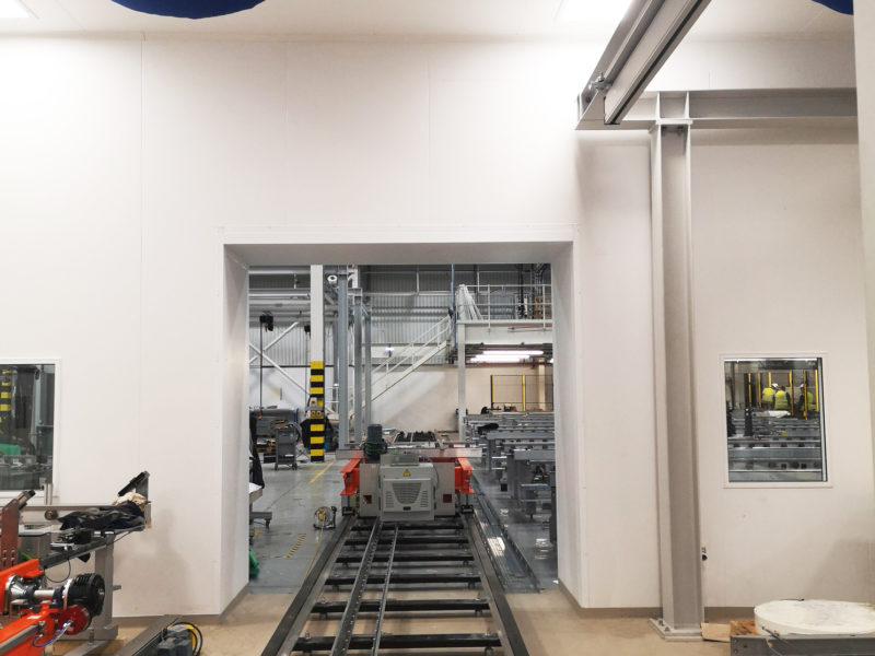 ISO 8 & 9 Cleanroom Areas