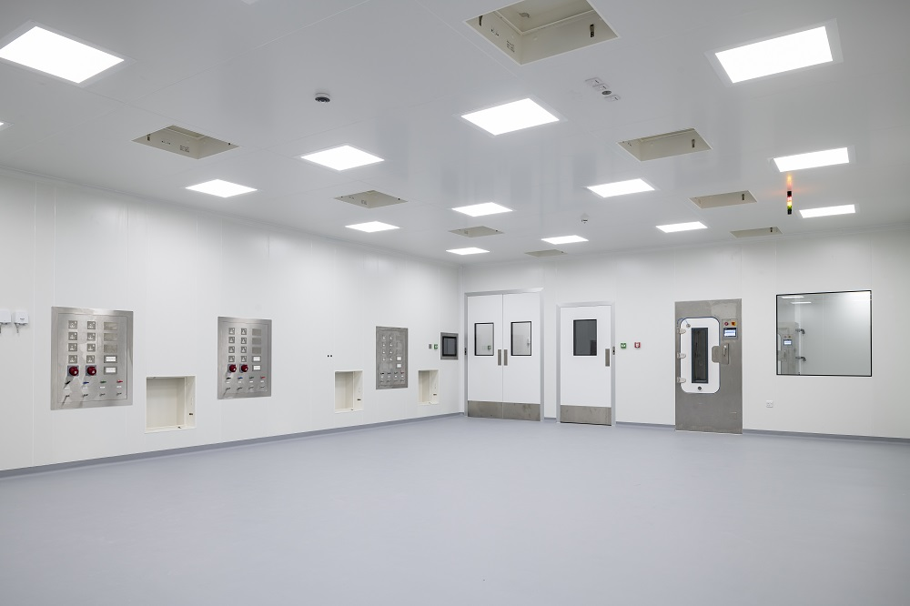 Supply & Install of Cleanrooms