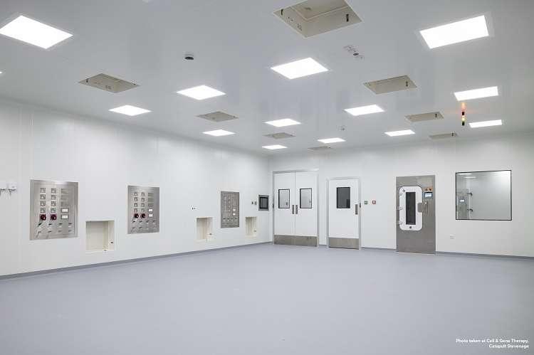 Stancold GMP Cleanroom