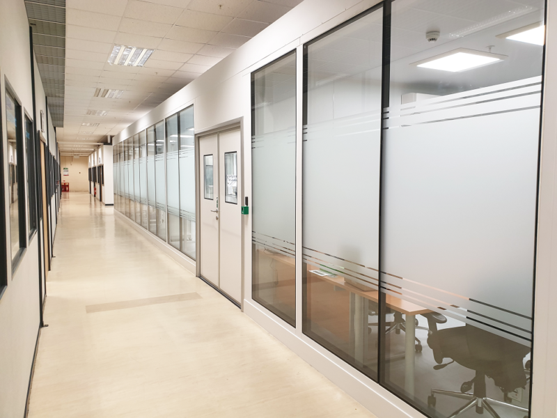 ISO standard cleanroom in Scotland