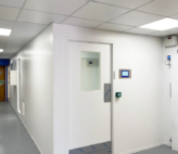 Kingspan Cleanroom Panel System