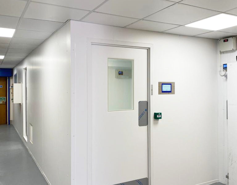 Kingspan Cleanroom Panel System