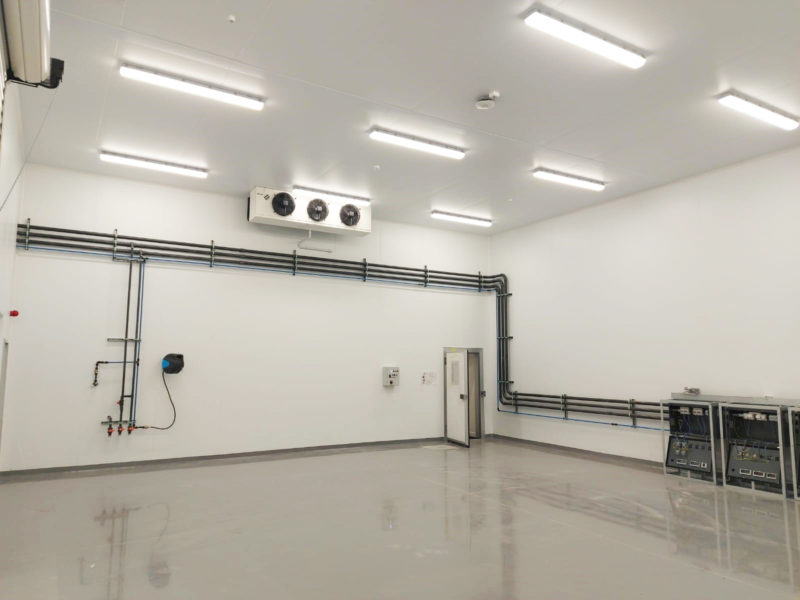 Production Coldroom