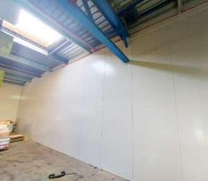 Warehouse Partition