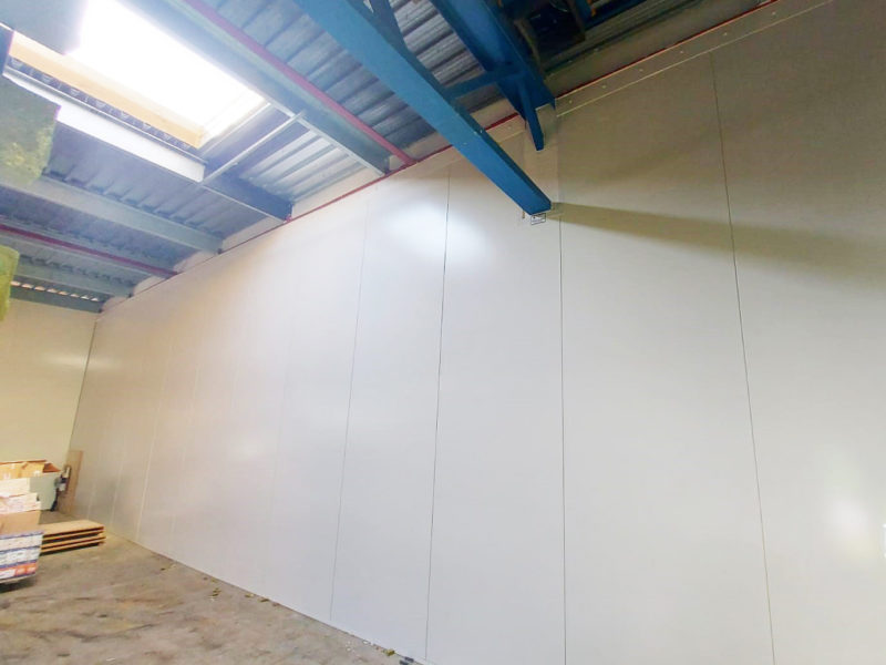 Warehouse Partition