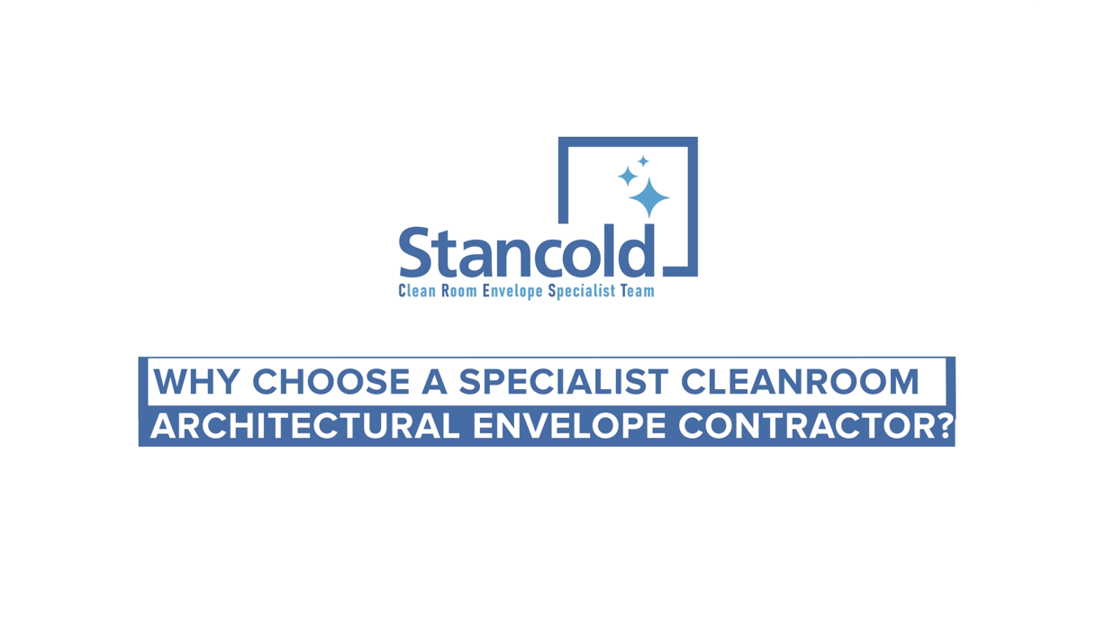 Cleanroom Architectural Envelope Contractor