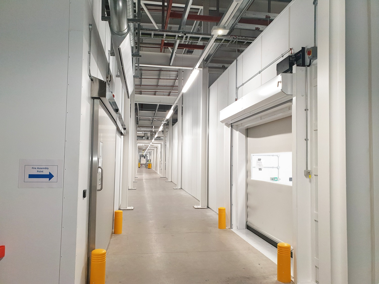 High Volume Battery Production Facility